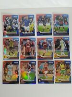 2019-20 Panini Prizm Premier League Soccer Red White Blue 12 Card Lot EPL Common
