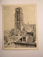 Rotterdam - St. Laurens roren / Foto Lichtdruck