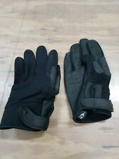 Hatch NS430L - Lined Police Shooting/ Search Gloves - Lined for Cold & Wet