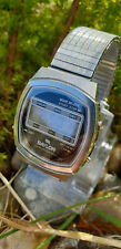 LOVELY VINTAGE LCD DIGITAL BAYLOR CHRONOGRAPH WATCH
