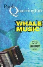 Whale Music by Paul Quarrington (1997, Paperback)
