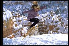 225091 Raquetas Jump Bryce Canyon Utah Usa A4 Foto Impresión