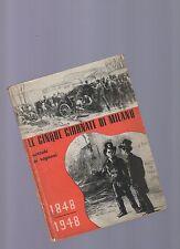 le cinque giornate di milano narrate ai ragazzi - 1942