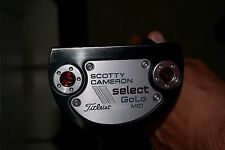 Titleist Cameron Select GoLo Mid Putter Golf Club 35''