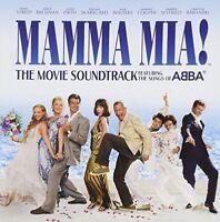 Cast Of Mamma Mia The Movie - Mamma Mia! The Movie Soundtrack [CD]