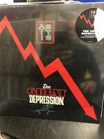 AS IT IS. THE GREAT DEPRESSION ~ LIMITED EDITION 2 x COLOUR VINYL LP. New Sealed