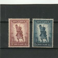 """Stamps Belgium 1932 set """"The Infantry""""  VF MH"""