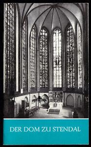 Der Dom zu Stendal, Das Christliche Denkmal 57, 1988