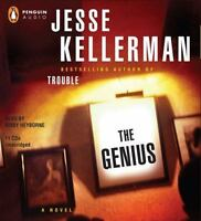 The Genius by Jesse Kellerman (2008, CD, Unabridged)