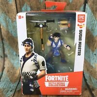 FORTNITE Battle Royale Collection SUSHI MASTER SINGLE FIGURE PACK 2018 NEW