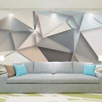 Geometric Wallpaper Cover 3D Modern Wallpaper For Home Living Room Decoration