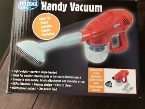 New In Box. Handy Vacuum. Never Been Out Of Box.