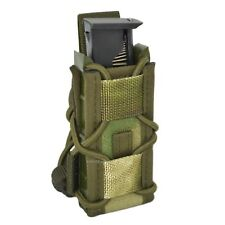 SPOSN SSO A-TACS FG FAST Pouch For 1 Pistol MAG Molle PM PY Glock Colt 1911