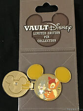Disney BAMBI & THUMPER Mickey Icon Vault Collection LE 1000 Pin