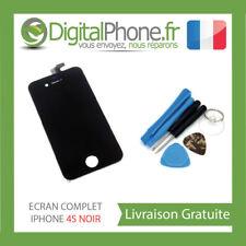 VITRE TACTILE + ECRAN LCD RETINA POUR IPHONE 4S NOIR + OUTILS TVA TOP QUALITY