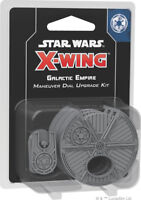 SS Star Wars X-Wing: 2nd Edition Galactic Empire Maneuver Dial Upgrade Kit NEW