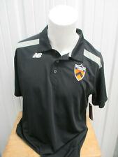 New Balance Princeton Tigers Lacrosse Team Issued Xl Collar Sewn Polo Shirt Nwt