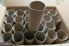 """24 Clean Empty Toilet Paper Tubes Rolls for Arts & Crafts 4.25"""" x 1.5"""""""