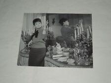 RENATA MAURO-FOTOGRAFIA  ORIGINALE ANNI'60 MISURA CM.20,00 X 25,50 DECIMA