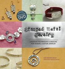 Stamped Metal Jewelry: Creative Tec