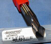 "1//2/"" 90° Degree Carbide NC Spot Drill 3/"" Long Melin Brand USA #17715"
