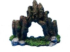 ROCK LOG FORMATION 25251 REPLICA AQUARIUM DECOR FISH TANK RESIN ORNAMENT