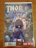 Thor God Of Thunder The Accursed 3 First Cover Appearance  Of League  Of realms