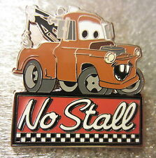Disney Cars Kitsch Mystery Box Pin TOW MATER NO STALL Ad Sign