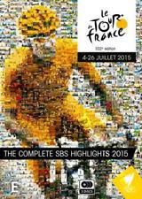 Tour de France 2015 NEW PAL Documentaries 3-DVD Set