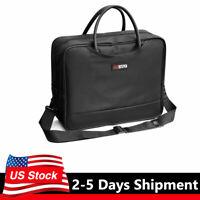 Universal Carrying Case Projector Bag Laptop Shoulder Bag Handbag with Strap US