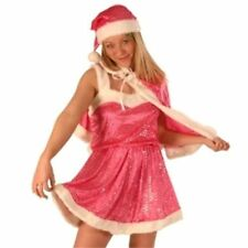 Unbranded Polyester Christmas Dress Costumes for Women