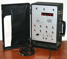 Dekan Timing Devices Automatic Performance Analyzer Model 741A Research Timer