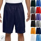 Men Mesh Shorts 2 Pockets workout Jersey pants Soft Basketball Gym Fitness Run