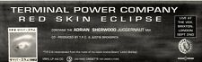 4/9/93PGN24 TERMINAL POWER COMPANY : RED SKIN ECLIPSE ADVERT 3X11""