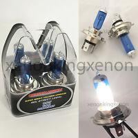 H4//9003 HB2 Super White Hi//Lo 5000K Halogen Headlight Light Bulbs #u3 For BMW