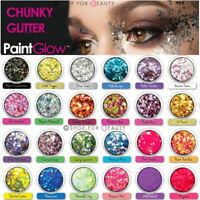 Paintglow Loose Cosmetic Face & Body Chunky Festival Glitter Fixing Fix It Glue