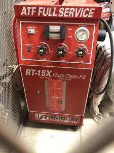 Ranger Transmission Flush Machine