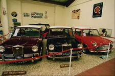652017 1967 Wolseley AVISPÓN 1968 Riley Elf 1965 Mini Cooper A4 Foto impresión
