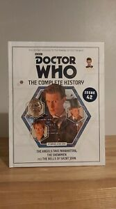 BBC Doctor Who : The Complete History - New & Sealed - Multilisting - Issue 1-90