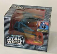 Vintage 1996 Micro Machines Star Wars Action Fleet The Interceptor Toy