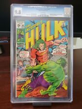 Incredible HULK # 141 CGC 9.8 1st Appearance Doc Samson 1971 White Pages