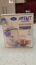 AVENT EXPRESS Bottle & Babyfood Warmer - NEW