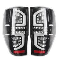 Ford Ranger Clear LED Rear Tail Lights L & R, PX Mk1 & Mk2 XL XLS XLT 2011 UP