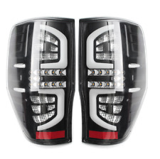 Ford Ranger Clear LED Rear Tail Lights L & R, PX Mk1 & Mk2 XL XLS XLT 2011 UP