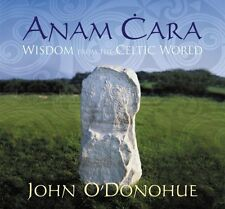 NEW Anam Cara: Wisdom from the Celtic World by John O' Donohue
