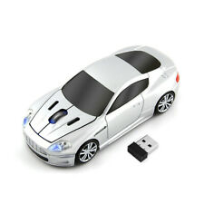 FASBEL AM Wireless Sports Car Mouse Vehicle Mice USB Receiver AAA Battery