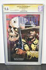 Jonah Hex: Two-Gun Mojo #1 1993 CGC Grade 9.6 Signature Series & Sketch Truman
