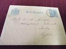 Charles Spurgeon - Unsigned Postcard - 1879