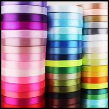 1-5 Mtrs/Yds Length Satin Sewing Ribbon Kits/Packs