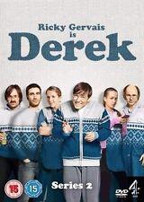 Derek : Season 2 (DVD, 2014, 2-Disc Set)